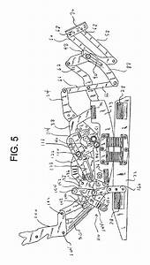 Patent Us6945599 - Rocker Recliner Mechanism