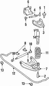 Gmc C1500 Suspension Ball Joint  Components  Front  Right