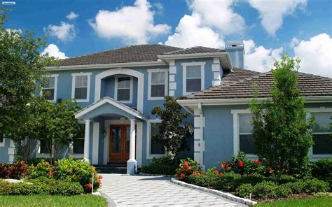 light blue exterior house blue exterior house paint
