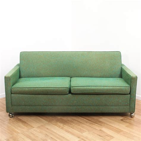 Mid Sleeper With Sofa Bed by This Mid Century Modern Sleeper Sofa Is Upholstered In A