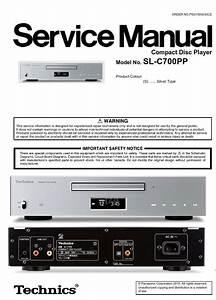 Pin On Technics Audio  Video Service Manual