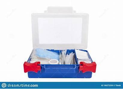 Kit Emergency Medical Isolated