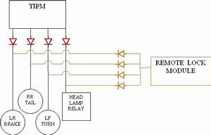Wiring Diagram Needed For Parking Lights On Positive Side