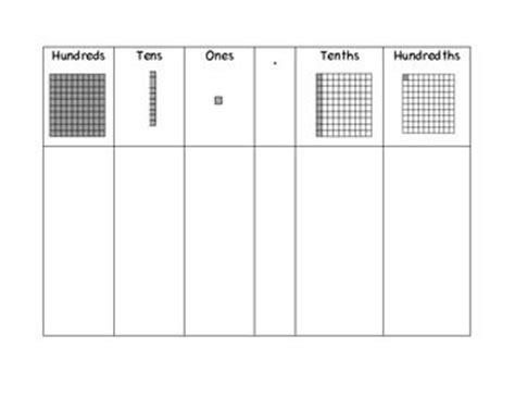 decimal place value grid ks2 place value youtubeks1 and