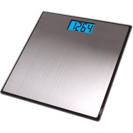 taylor  stainless steel electronic digital bath scale walmartcom