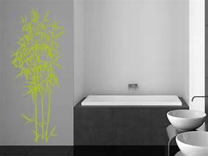 Wandtattoo Bad Günstig : wandtattoo bambus asiatische wandgestaltung wandtattoo de ~ Markanthonyermac.com Haus und Dekorationen