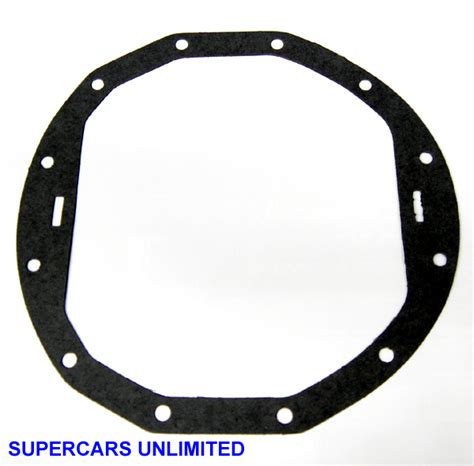Olds Cutlass 442 12 Bolt C Type Axle Cover Gasket