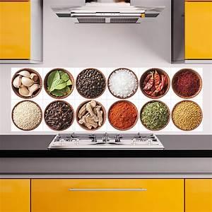sticker pour carrelage les epices stickers cuisine With carrelage adhesif salle de bain avec arbre noel led