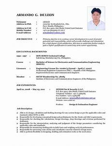 Updated resume format 2015 updated resume format 2015 for Need a resume done