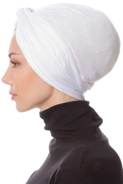 belinay white turban  ecardin buy   ayisah