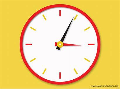Flies Slow Clock Graphic Hour Drags Down