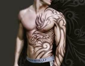Guys' Arm Tattoos