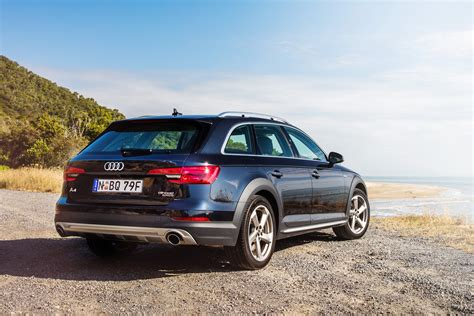 Audi A4 Review by 2017 Audi A4 Allroad Review Caradvice
