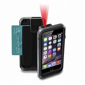 Linea Pro 6  Barcode Scanner  U0026 Magnetic Card Reader For