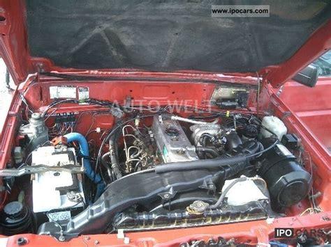 Daihatsu Rocky Engine by 1994 Daihatsu Rocky 2 8 Td Car Photo And Specs