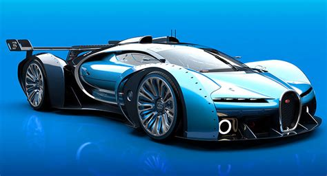 future bugatti artist tries to improve upon bugatti 39 s vision gt concept