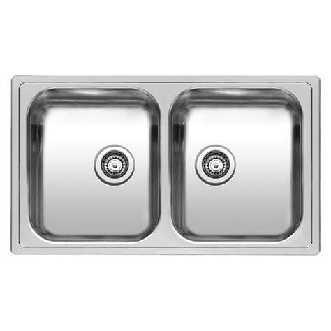 asterite kitchen sinks dubbele spoelbak rvs kopen internetwinkel 1374