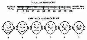 The Visual Analog Scale And Wong