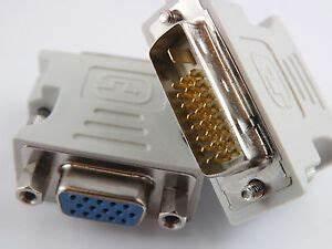 Pc Monitor Auf Rechnung : dvi d 24 1 zu auf vga digital adapter d sub pc tft monitor ~ Haus.voiturepedia.club Haus und Dekorationen