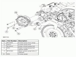 2007 Ford Five Hundred Engine Diagram