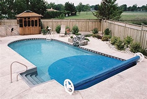 down under blue blue solar cover 16x32 rectangle in ground pool 80 grade premier solar