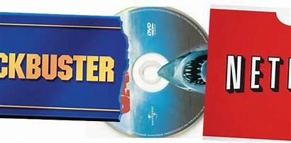 Blockbuster Netflix Fail Bankruptcy Knock Metaphors Bad