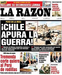 Chile se arma para invadir a sus vecinos ContraInfo