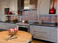 kitchen backsplash ideas Metal Backsplash Ideas: Pictures & Tips From HGTV | HGTV