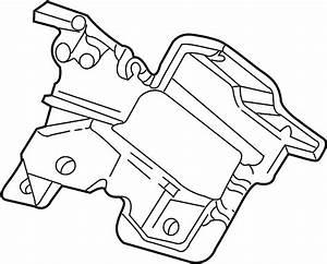 Chevrolet Silverado 1500 Engine Mount  Trans  Gas  Auto