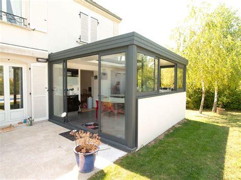 veranda extension cuisine véranda cuisine à ciel ouvert