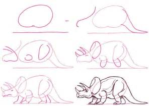 Learn How to Draw Dinosaurs