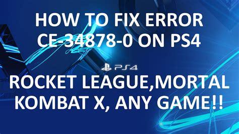 ce 34878 0 mortal kombat x, Mortal Kombat X Error CE-34878-0: How To Temporarily Fix  , CE-34878-0 Error? - Mortal Kombat X - Giant Bomb.