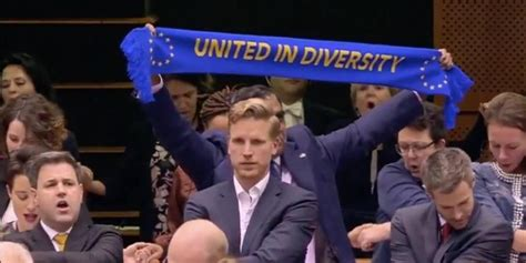13,349 likes · 21 talking about this. The European Parliament joined hands and sang Auld Lang Syne in an emotional Brexit farewell to ...