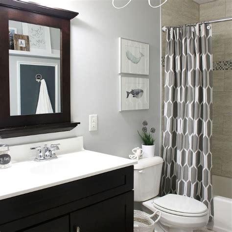 Guest Bathroom Decor Ideas by Shared Boys Guest Bathroom In 2019 Bathroom Makeovers