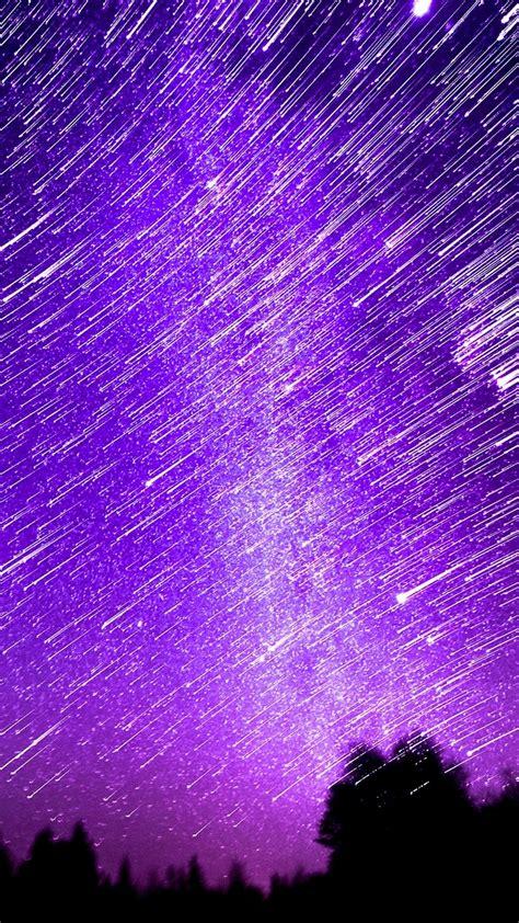 purple sky for iphone wallpaper