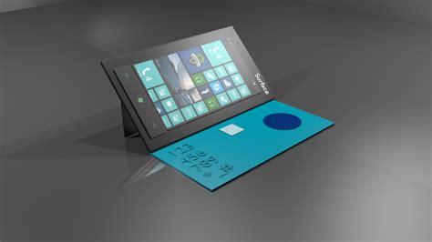 microsoft surface phone concept phones