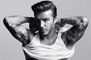 David Beckham Celebrity Hairstyles for Spring 2015 ...