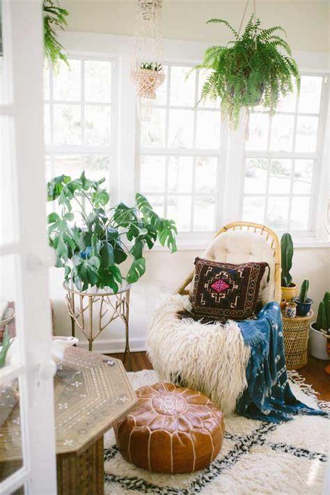 A Charming Bohemian Home In West Palm Beach, Fl