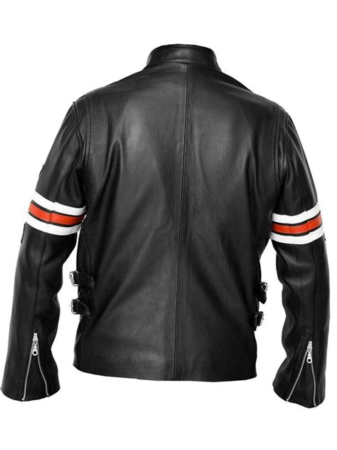 Hugh Laurie Gregory Motorcycle Dr House Jacket - HJacket