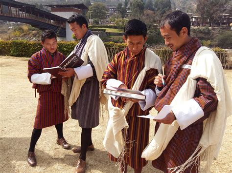 Intentional Culture in Punakha, Bhutan | Teton Science Schools