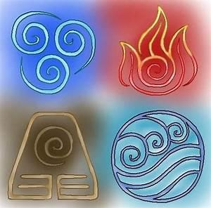 Tatouage 4 éléments : 4 elements signs google search four elements ~ Nature-et-papiers.com Idées de Décoration
