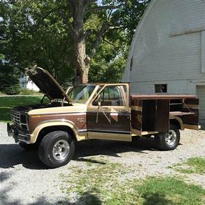 1984 Ford F350 Xlt Diesel 4x4 For Sale