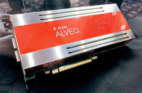 Hardware Behind the AMD EPYC and Xilinx Alveo BOXX
