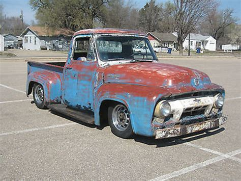 1954 Ford F100 by 1954 Ford F100 For Sale 104 Used Cars From 2 900