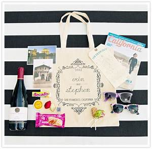 wedding welcome bags 9 things you must include for guests With things to put in wedding gift bags