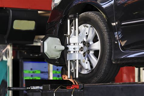 Major Wheel Alignment Benefits