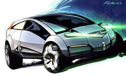 Acura Rd by 2002 Acura Rd X Concepts