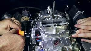 How To Adjust A Carburetor Automatic Choke