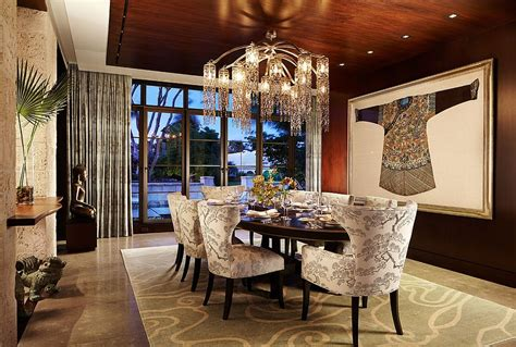 40 Asian-style Dining Rooms