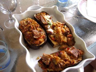 cuisine turque facile aubergines farcies et sa sauce au yaourt façon turque supertoinette la cuisine facile